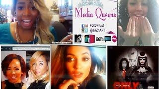 MEDIA QUEENS: HOT TOPICS EPISODE #4 Thumbnail