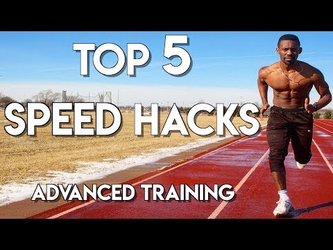 HOW TO RUN FASTER - TOP 5 WAYS TO INCREASE SPEED - FOOTBALL / SOCCER