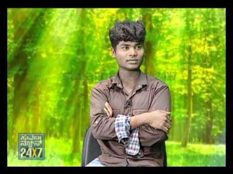 SUVARNA NEWS - JANGAL JAAKI - RAJESH & AISHU -  SEG_5 Travel Video
