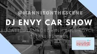 DJ Envy Car Show Vlog