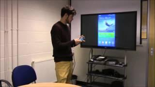 Samsung Galaxy S4 MHL 2.0 HDTV Adapter - ET-H10FAUWEGWW