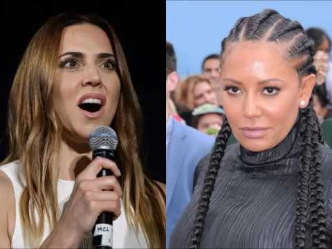 "Mel C replyes to Mel B calling her and Victoria ""Bitches"""