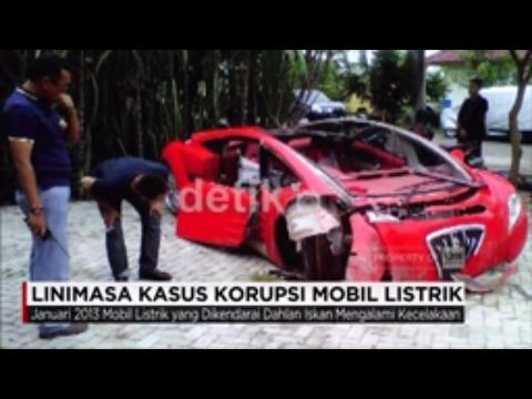 Linimasa Kasus Korupsi Mobil Listrik Dahlan Iskan