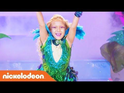 "Beberly Performs Let's Get Loud""  Jennifer Lopez  Lip Sync Battle Shorties  Nick"
