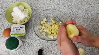 Ужин по системе минус 60. Рецепт - Фруктово-творожная запеканка.