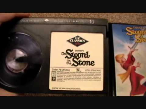 My Disney Video Collection: Walt Disney Classics (Part 1)