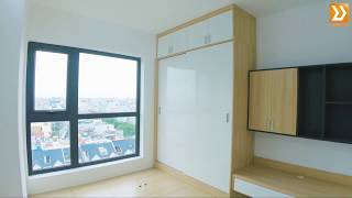 Hoàn thành căn hộ A Tiến - Chung cư Osimi Tower - D2D Home