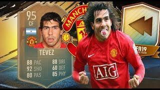 عودة الى الماضي الاباتشي !!! تيفيز تحدي بناء التشكيلات FIFA19 flashback  I
