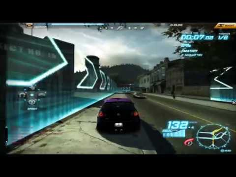 2010 NFS World - VS - 2005 NFS Most Wanted