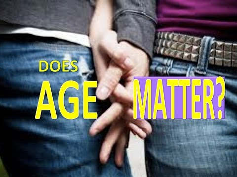 156 (Dating): Age Ain't Nothing But a Number? (Age Difference) from YouTube · Duration:  6 minutes