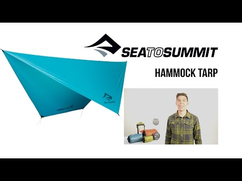 [Sea to Summit Hammock Hammock Tarp]