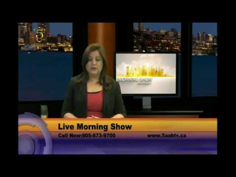 MORNING SHOW Live Show With Baljinder Tamber & Mona Judge  Guest Mrs Balneet  Singh - 19th May