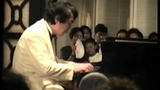 CEBU 1994  TATENO Solo 6/12 - Rachmaninoff Prelude Op. 23 #4;  Ingrid Santamaria