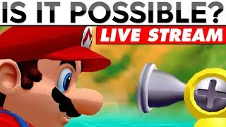 Super Mario Sunshine Challenges | IS IT POSSIBLE [LIVE] thumbnail