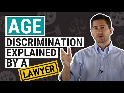 Age Discrimination Law Explained by an Employment LawyerKaynak: YouTube · Süre: 8 dakika57 saniye