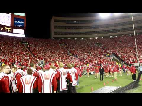 Jump Around - Wisconsin Vs Nebraska - Full HD