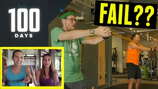 100 Days JOHN GREEN Vlogbrothers Gets Fit & Healthy? Response