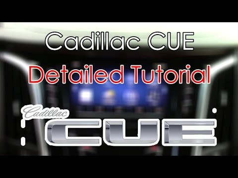 cadillac-cue-system-detailed-tutorial:-tech-help