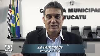Feliz Natal 2018 do vereador Zé Fernandes