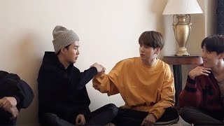 BTS SUGA & JUNGKOOK CUTE AND SWEET MOMENTS