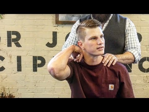 LOUD *Chiropractic Cracks* with Full Body Adjustment by Dr Joseph Cipriano