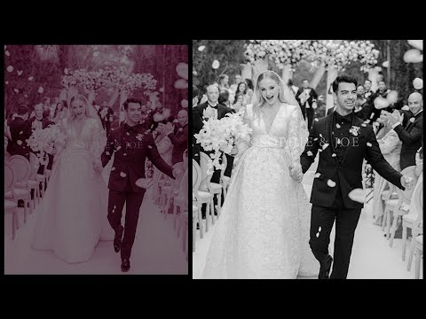 'Mr and Mrs Jonas': Sophie Turner and Joe Jonas share first photo from wedding in France