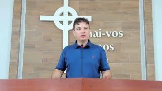 Escola Bíblica Dominical 03 jan 2021