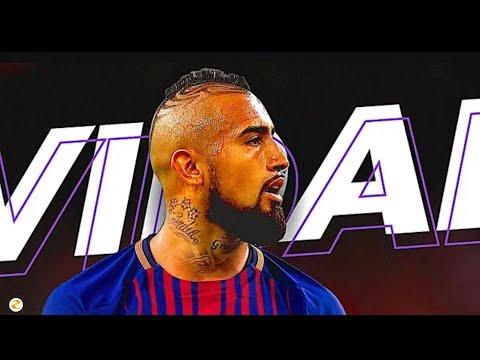 Arturo Vidal - Welcome To Barcelona - 2018 HD