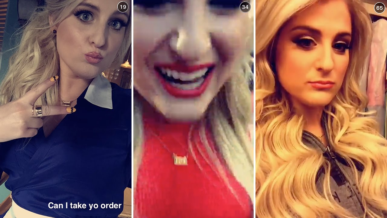 Snapchat Meghan Trainor nude photos 2019