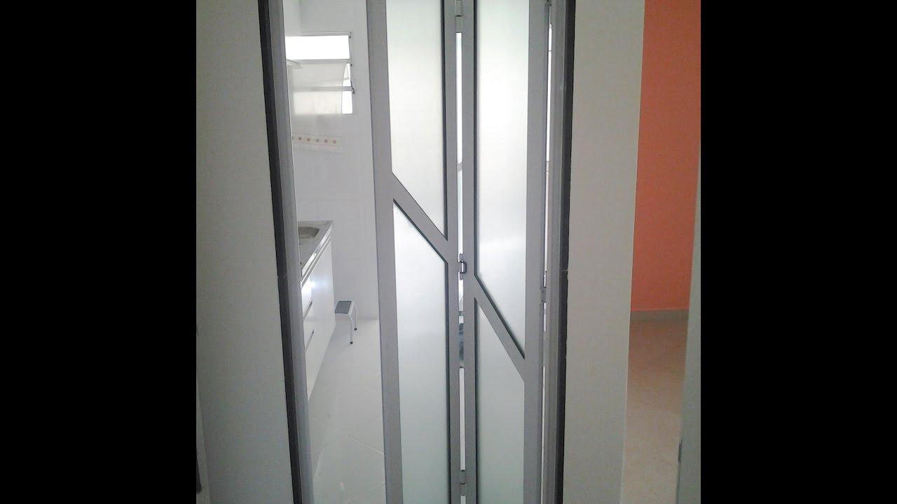 puertas principales de aluminio