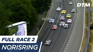DTM Norisring 2017 - Race 2 (Multicam) - RE-LIVE (English)
