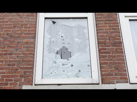 Kogels vliegen in het rond in Rotterdam Spangen