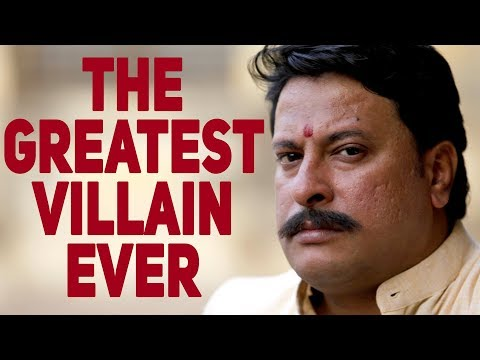 A Tribute To Bollywood's Greatest Villain - Ramadhir Singh