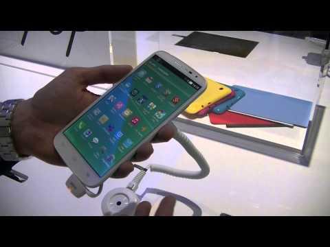 Alcatel One Touch Pop S9 - présentation au #MWC14   par Top-For-Phone.fr