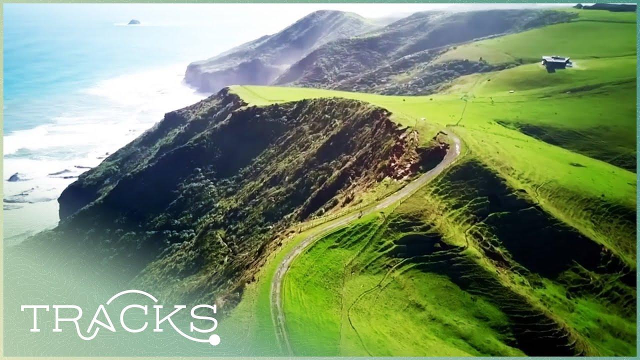 New Zealand's Forgotten World Highway   People On Bikes   TRACKS
