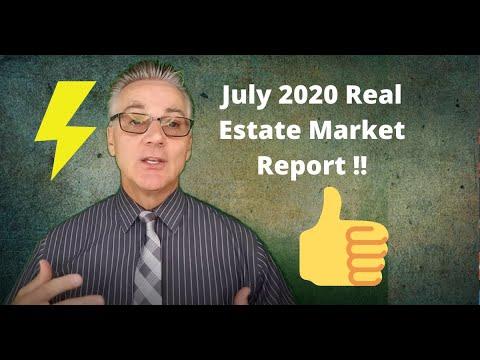 July 2020 Milwaukee WI Market Report