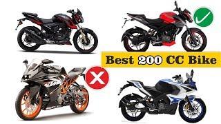 Best 200 CC Bike In India, Pulsar RS 200, Pulsar NS 200, Ktm Duke 200, Ktm Rc 200, Apache