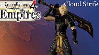 "Create a Character - ""Cloud Strife"" FFVII 