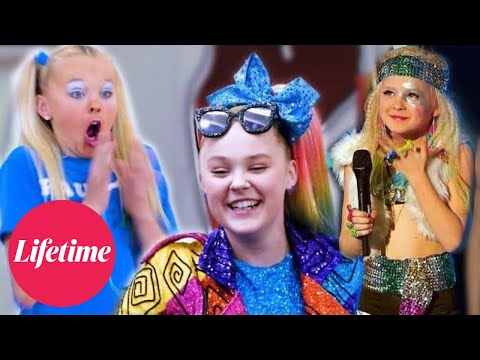 'JoJo Is Working For It Now' JOJO UPSTAGES EVERYONE - Dance Moms (Flashback Compilation) | Lifetime