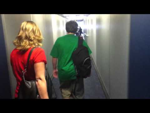 July 2012 Boarding American Airlines 777 to Madrid, Spain Gate D27 Dallas Fort Worth Dallas, TX