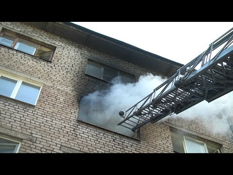 Пожар на Ленина, 149