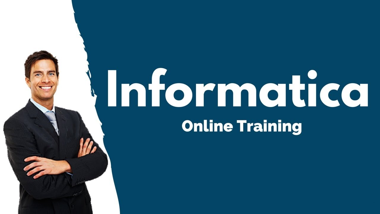 Informatica IDQ online Training | Informatica Data Quality ...