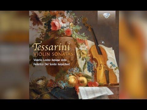 Tessarini: Violin Sonatas (Full Album)