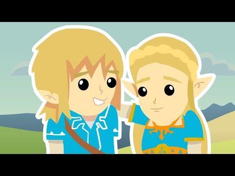 Zelda: Breath of the Wild In 3 Minutes