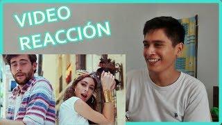 Alvaro Soler - La Cintura [Remix] ft. Flo Rida, TINI [VIDEO REACCIÓN] | [REACTION]
