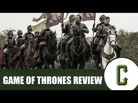 Game Of Thrones Season 6 Finale Review...