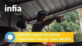 Kehabisan Bensin, Driver Uber Paksa Penumpang Serahkan Uang Meski Sudah Bayar Pakai Credit