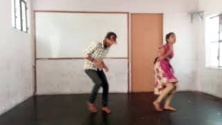 My New student dance video of Manmadha song Dance cover