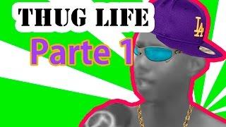 Thug Life Compilation Brazil Part 1 | Compilação Vida Loka Parte 1