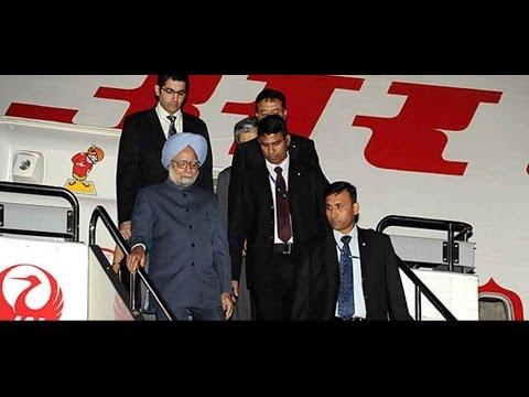 Shocking! Former PM Manmohan Singh's  plane nearly crashed during Moscow landing